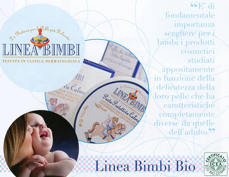 Linea Bimbi - Bagno Totale