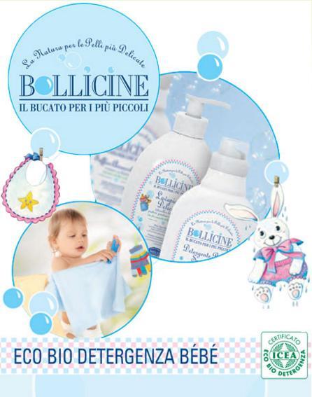 Bollicine - Lavapiatti Delicato Bollicine
