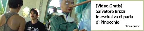 Salvatore Brizzi ci parla di Pinocchio