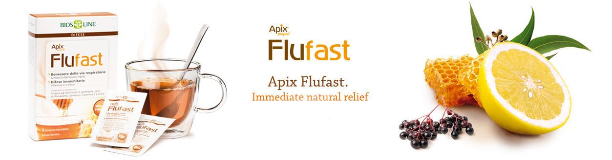 Apix Propoli - Flufast Propoli Miele