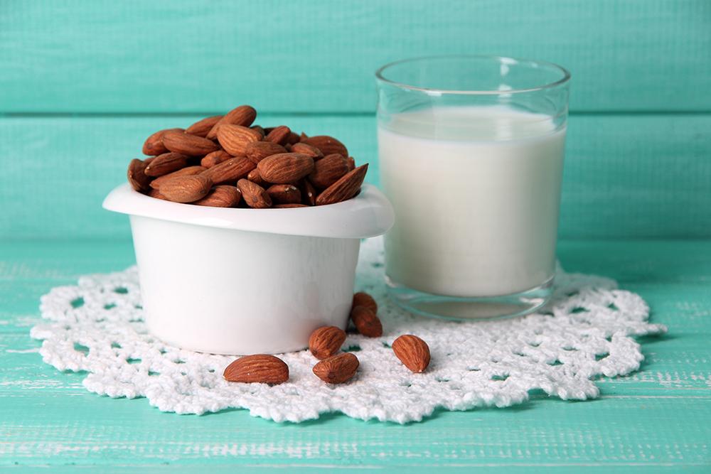 Ecolatte - Preparato per Latte di Mandorla Integrale Solubile Biologico