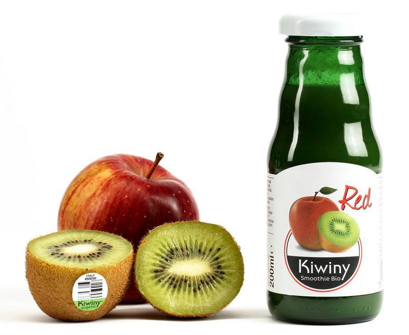 Kiwiny Smoothie Bio - Red