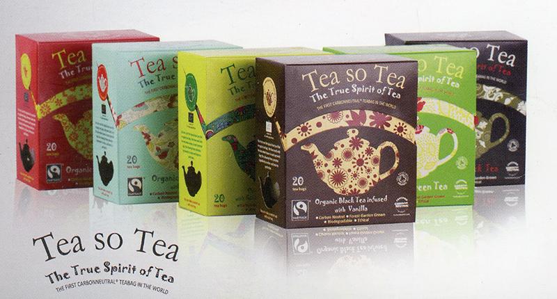 Tea So Tea - Te Nero Chai Bio