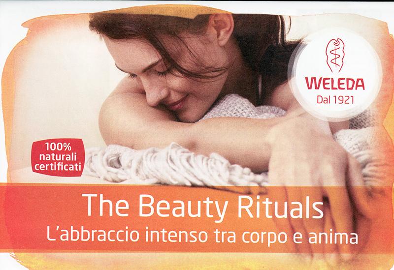 Cofanetto Weleda - The Beauty Rituals