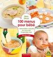 100 menus pour b�b�