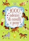 1000 Adesivi di Cavalli e Pony Adrien Siroy Lucy Bowman