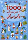 1000 Adesivi per Natale