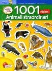 Animali Straordinari - 1001 Stickers Lisciani Giochi