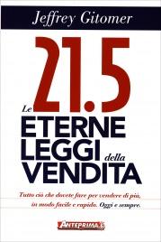 Le 21.5 Eterne Leggi della Vendita Jeffrey Gitomer