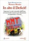 In Alto il Deficit! Warren Mosler
