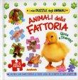 Animali della Fattoria - Gioca e Divertiti! Joybook