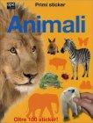 Animali - Primi Sticker Ape Junior