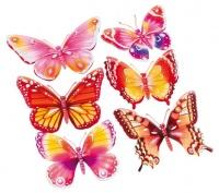 Adesivi Decorativi Farfalle - Legler