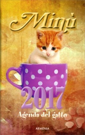 Minù - Agenda del Gatto 2017 Alessandra Cavazza