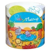 Aladine Baby Stamp - Animali della Savana