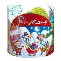 Aladine Baby Stamp - È Natale