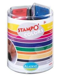 Aladine Stampo Colors - Dieci Colori Candy
