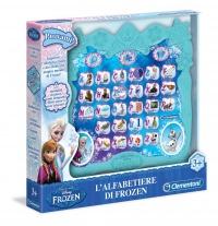 L'Alfabetiere di Frozen