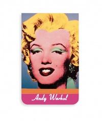 Blocchetto Mini-Journal Notebooks Marilyn - Andy Wharol
