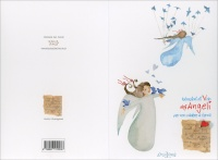 Angelcard Angeli & Uccelli: Istruzioni di Volo degli Angeli per Non Cadere a Terra