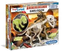 Archeogiocando - Smilodon Clementoni