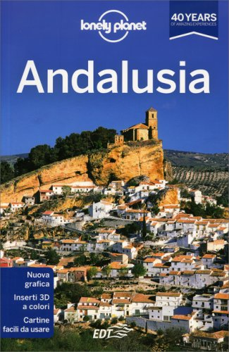 lonely planet andalusia