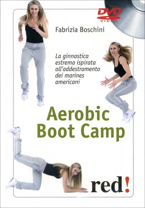 aerobic boot camp dvd di fabrizia boschini. Black Bedroom Furniture Sets. Home Design Ideas