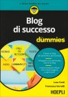 Blog di Successo for Dummies Francesco Vernelli Luca Conti