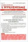 Le Bon Guide de l'Hygienisme n. 70