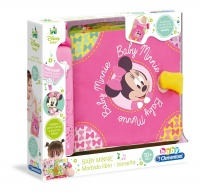 Baby Minnie - Morbido Libro