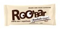 Roobar - Barretta Baobab e Zenzero