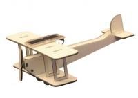 Biplano a Energia Solare - Kit da Montare - Bussolaeventi