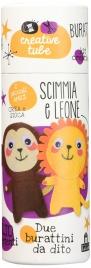 Burattini da Dito - Scimmia e Leone