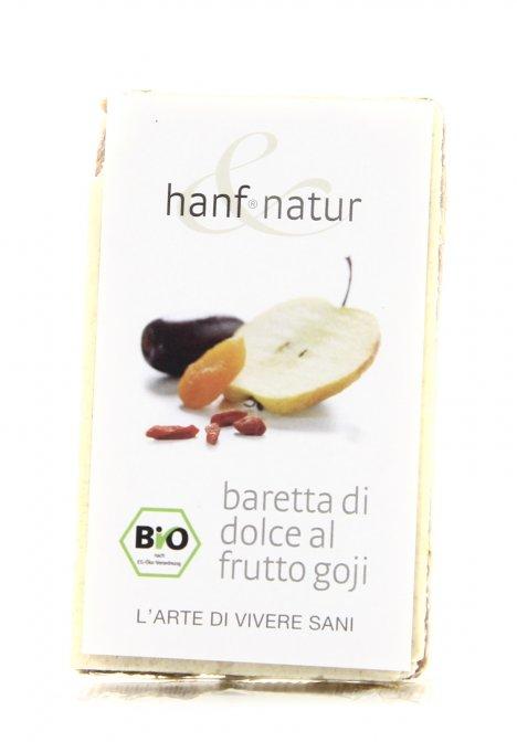 Barretta di Dolce al Frutto Goji - Di Hanf & Natur