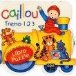 Caillou - Treno 1, 2, 3 Eric Sévigny