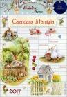 Calendario di Famiglia 2017 - Country Moon - Formato Grande