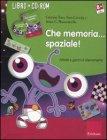 Che Memoria... Spaziale! - Cofanetto con Libro e CD Rom