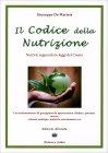 Il Codice della Nutrizione Giuseppe De Matteis