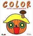 Color Frutta e Verdura Divertente - Arancione