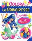 Colora le Principesse - La Sirenetta