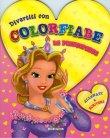 Divertiti con Colorfiabe - Le Principesse - Cuore Giallo