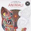 Colouring Book Antistress - Animali