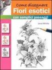 Come disegnare fiori esotici Janet Whittle