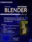 Corso di Blender - Lezione 9 (eBook) Andrea Coppola