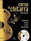 Corso di Chitarra - Con Cd Audio Franco Bignotto