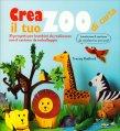 Crea il Tuo Zoo di Carta Tracey Radford