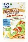 Rice & Rice - Crispy Crackers Riso e Mais Mediterraneo