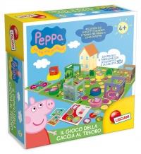 Il Gioco della Caccia al Tesoro in 3D Peppa Pig - 4 Anni Lisciani Giochi