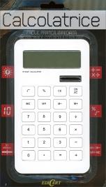 Calcolatrice Bianca