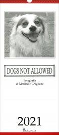Dogs Not Allowed - Calendario 2017